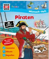 Piraten, Mitmach-Heft