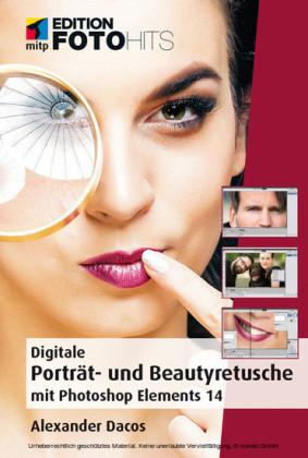 Digitale Porträt- und Beautyretusche mit Photoshop Elements 14