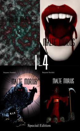 Malte Morius 1-4 Special Edition