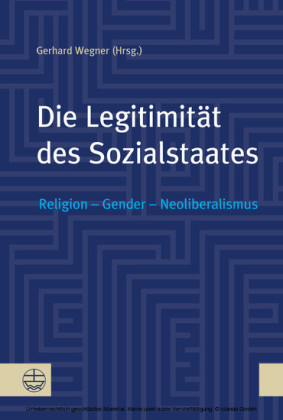 Die Legitimität des Sozialstaates