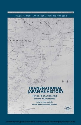 Transnational Japan as History
