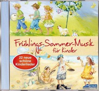Frühlings-Sommer-Musik im Kindergarten