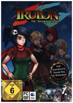 Trulon, 1 DVD-ROM