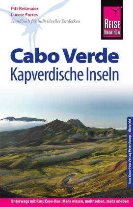 Reise Know-How Reiseführer Cabo Verde - Kapverdische Inseln