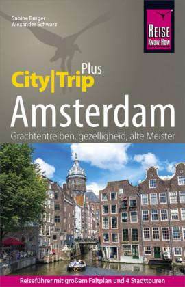 Reise Know-How CityTrip PLUS Amsterdam