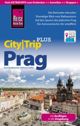 Reise Know-How CityTrip PLUS Prag mit Ausflügen in die Umgebung