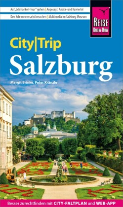 Reise Know-How CityTrip Salzburg