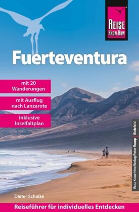 Reise Know-How Reiseführer Fuerteventura (mit 16 Wanderungen und Ausflug nach Lanzarote)