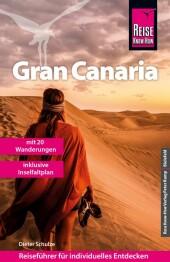 Reise Know-How Gran Canaria mit den zwölf schönsten Wanderungen: Reiseführer für individuelles Entdecken