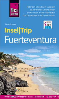 Reise Know-How InselTrip Fuerteventura