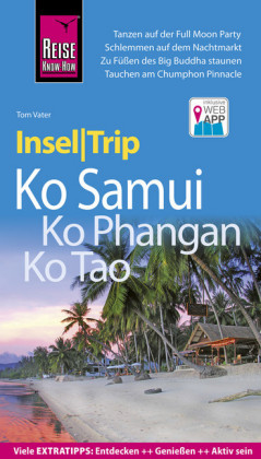 Reise Know-How InselTrip Ko Samui, Ko Phangan, Ko Tao