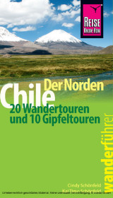 Reise Know-How Wanderführer Chile - der Norden