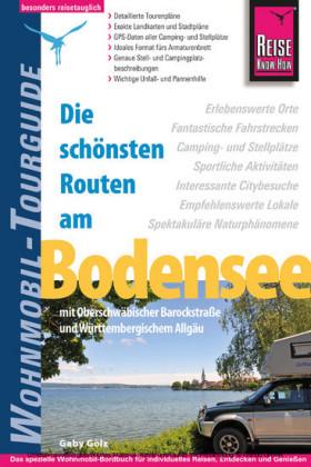Reise Know-How Wohnmobil-Tourguide Bodensee - mit Oberschwäbischer Barockstraße und Württembergischem Allgäu