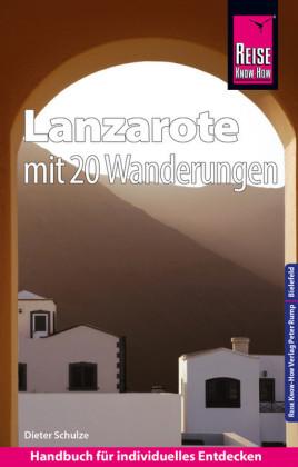 Reise Know-How Reiseführer Lanzarote mit 20 Wanderungen