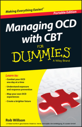 Managing OCD with CBT For Dummies,