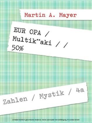 EUR OPA / Multik aki / / 50%