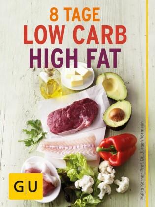 Acht Tage Low Carb High Fat für Einsteiger