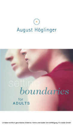 Setting boundaries for adults