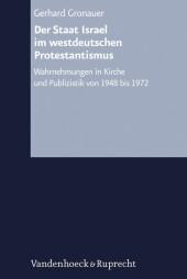 Der Staat Israel im westdeutschen Protestantismus