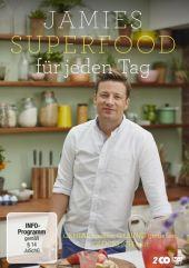 Jamies Superfood für jeden Tag, 2 DVD