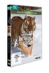 Das Leben der Säugetiere - Die komplette Serie, 4 DVDs
