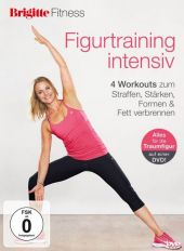 Brigitte - Figurtraining intensiv, 1 DVD