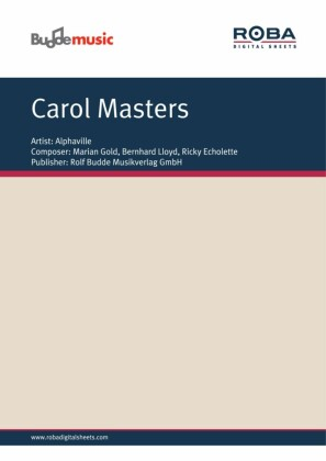 Carol Masters