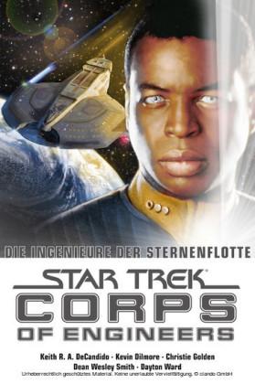 Star Trek - Corps of Engineers Sammelband 1: Die Ingenieure der Sternenflotte