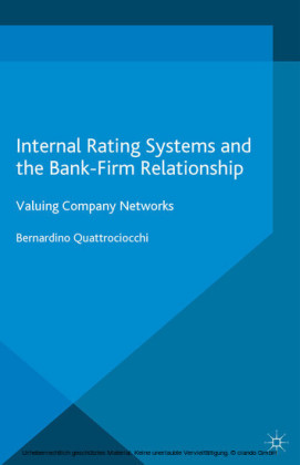 Internal Rating Systems and the Bank-Firm Relationship