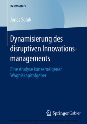 Dynamisierung des disruptiven Innovationsmanagements