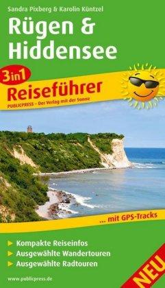 3in1-Reiseführer & Rügen Hiddensee