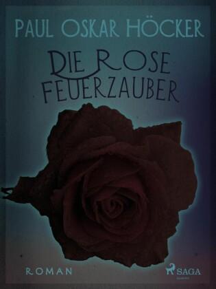 Die Rose Feuerzauber - ein Berliner Roman