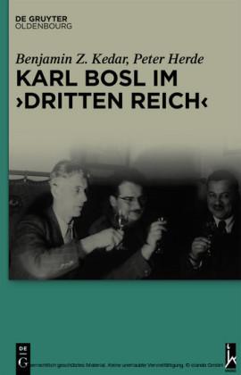 Karl Bosl im 'Dritten Reich'