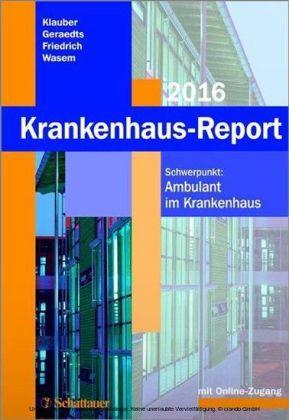 Krankenhaus-Report 2016