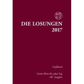 Die Losungen 2017, Großdruckausgabe