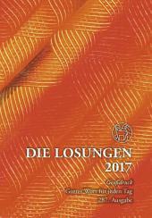 Die Losungen 2017, Geschenk-Großdruckausgabe
