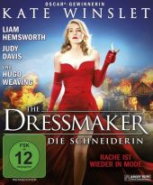 The Dressmaker, 1 DVD Cover