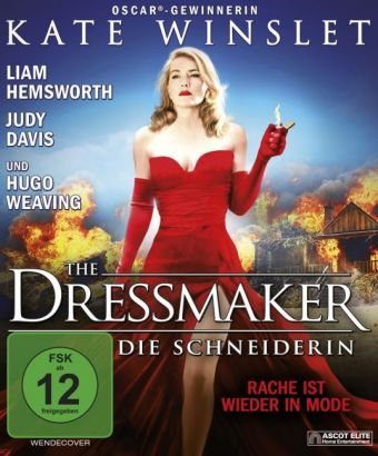 The Dressmaker, 1 DVD