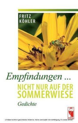 Empfindungen ... Nicht nur auf der Sommerwiese