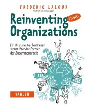 Reinventing Organizations visuell Cover