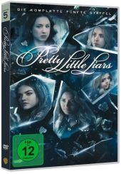Pretty Little Liars, 6 DVDs Cover