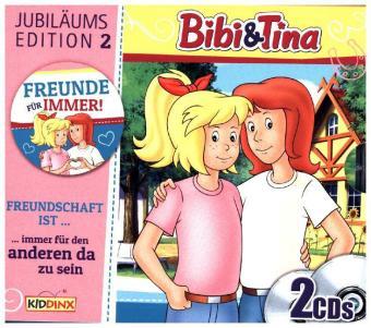Bibi & Tina - CD-Box Freundschaft 2, Audio-CD