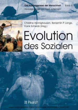Evolution des Sozialen