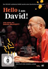 Hello I am David!, 1 DVD (englisches OmU)