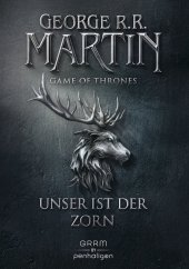 Game of Thrones - Unser ist der Zorn Cover