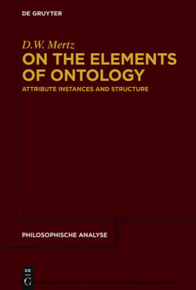On the Elements of Ontology