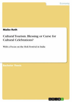 Cultural Tourism. Blessing or Curse for Cultural Celebrations?