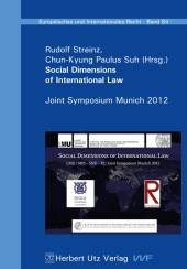 Social Dimensions of International Law