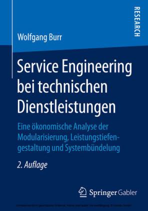 Service Engineering bei technischen Dienstleistungen
