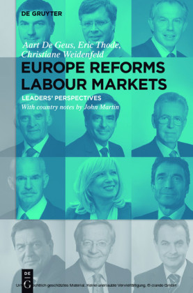 Europe Reforms Labour Markets